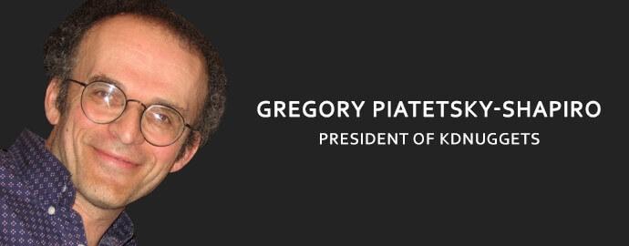 Greogry Shapiro - top data science and big data experts