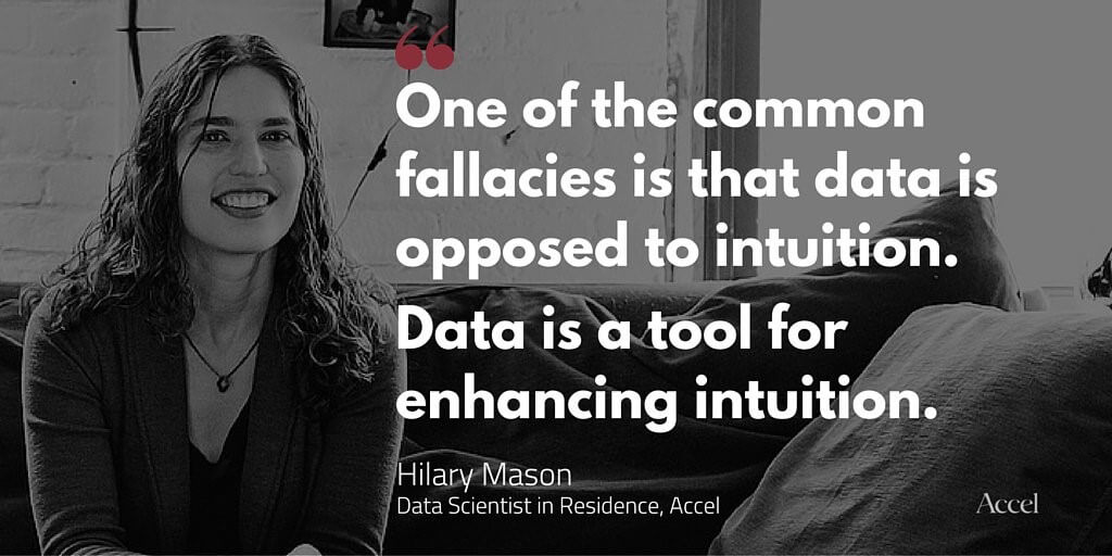 Hilary Mason - top big data and data science experts