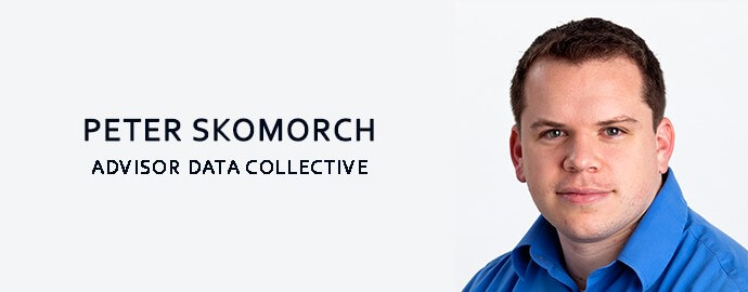 Peter Skomorch - top big data and data science experts
