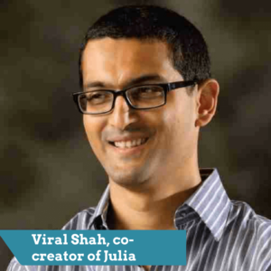 Viral Shah - top big data and data science experts