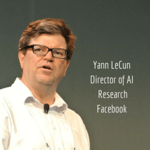 Yann lecun- top big data and data science experts