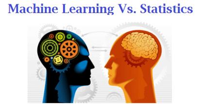 ML vs. stats1