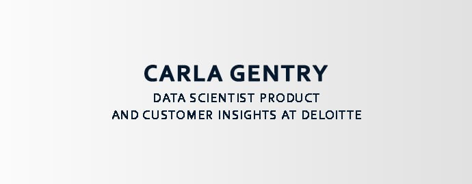 Carla Gentry - top big data and data science experts