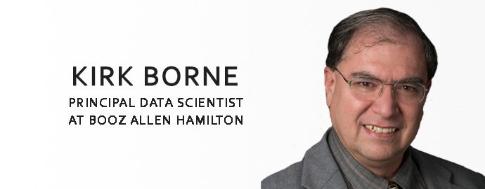 Kirk Borne - top big data and data science experts