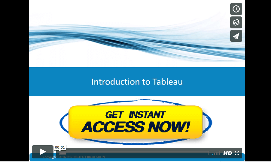 Tableau Video