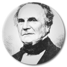 - Charles Babbage, inventor and mathematician